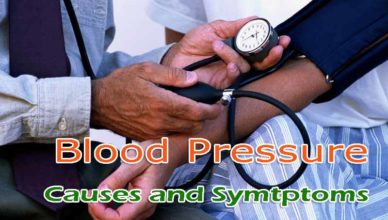 blood pressure causes