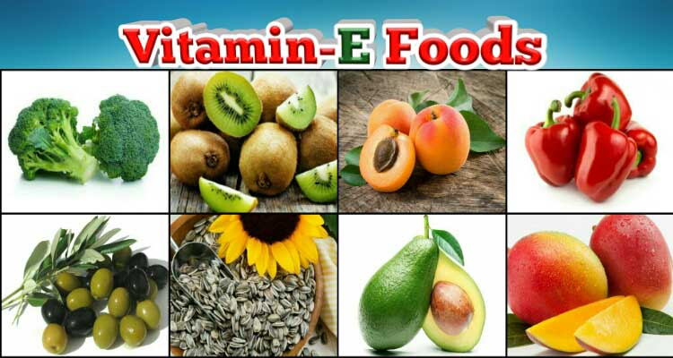 Vitamin E Foods: Top 20 Foods Rich in Vitamin E and Their