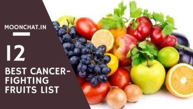 Cancer Fighting Fruits list