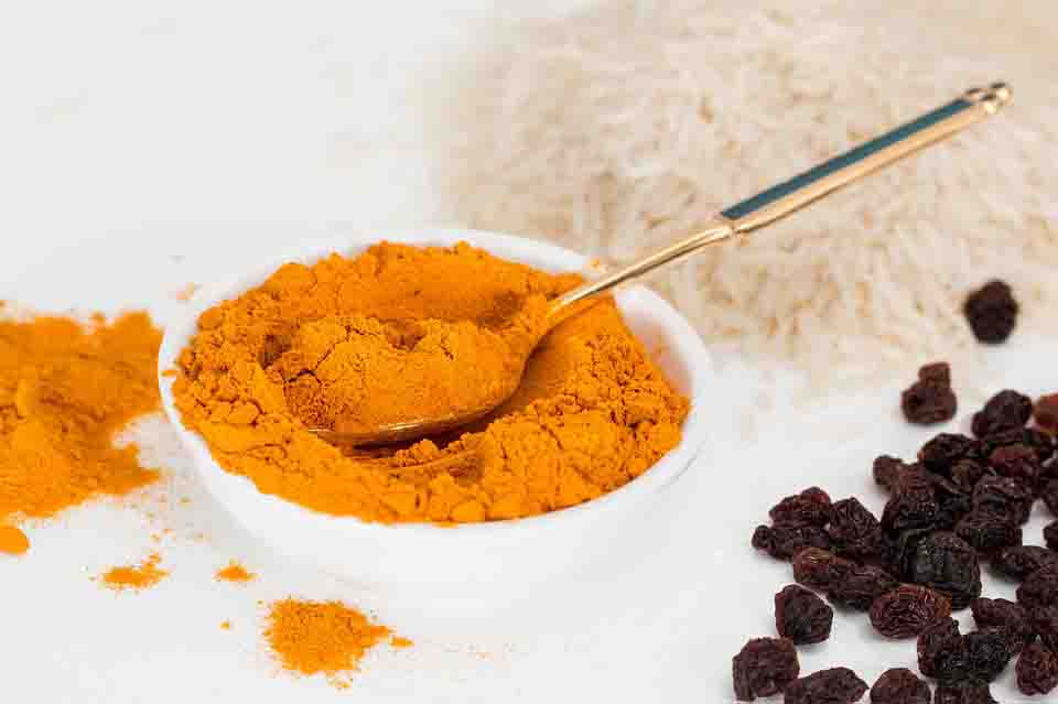 Turmeric in diabetes prevention
